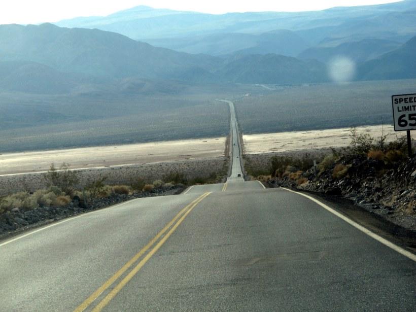 Unterwegs auf der meiner Traumreise - Death Valley, California