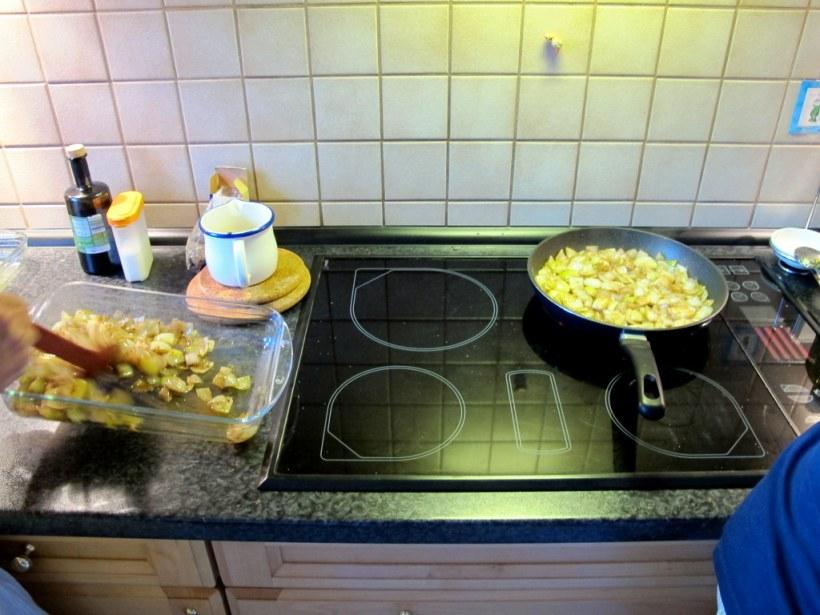 Zwiebeln in Balsamico -