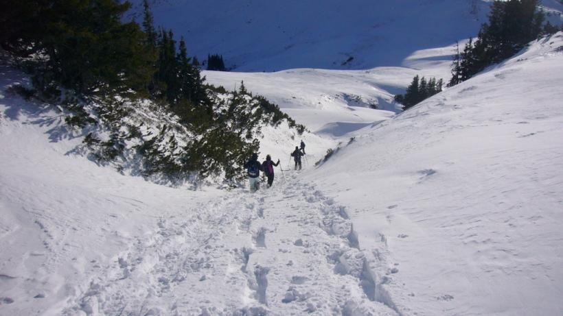Schneeschuhtour Allgäu