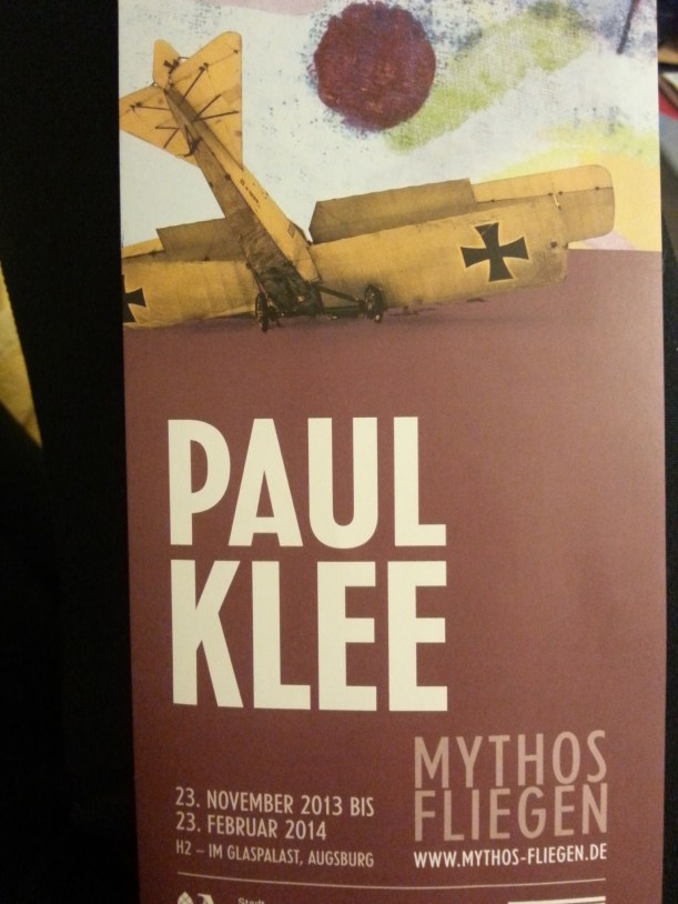 Paul Klee - Mythos Fliegen
